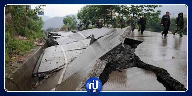 زلزال عنيف يضرب سيبيروت الاندونيسية
