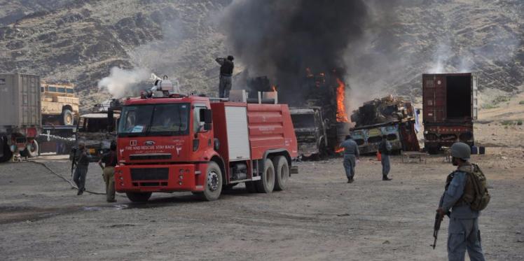 أفغانستان: مقتل 5 جنود من قوات التحالف الدولي