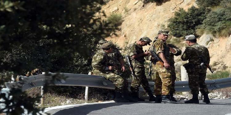 الجزائر: القبض على إرهابي قرب الحدود التونسية