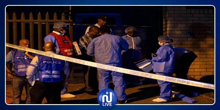 جنوب إفريقيا سقوط قتيل في إطلاق نار أمام مسجد