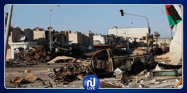 طرابلس: القتال يشتد في الأسبوع الخامس من المواجهات المسلحة