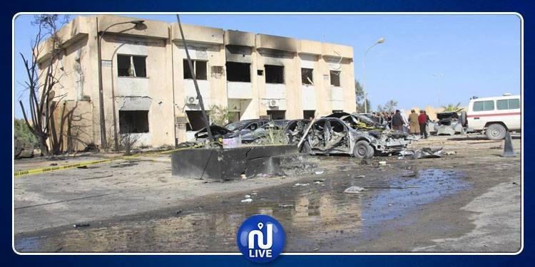L'EL attaque un commissariat, dans le sud libyen : 9 morts…