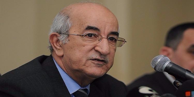 الجزائر: تعيين عبد المجيد تبون وزيرا أولا