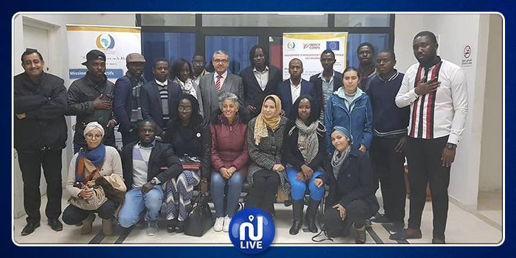 رواد: خلية إنصات ومتابعة لأوضاع المهاجرين الأفارقة