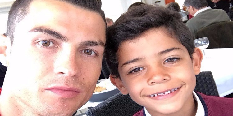 رونالدو: أحلم بأن يكون عدد أطفالي مثل الرقم السحري