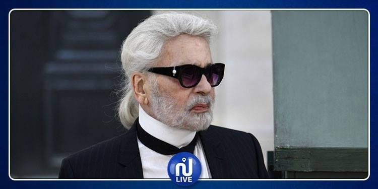 Le créateur Karl Lagerfeld n'est plus…