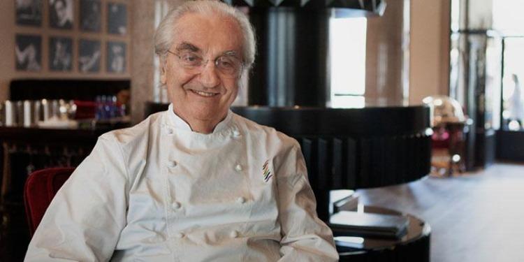 Italie- Gastronomie : Le chef Gualtiero Marchesi n'est plus