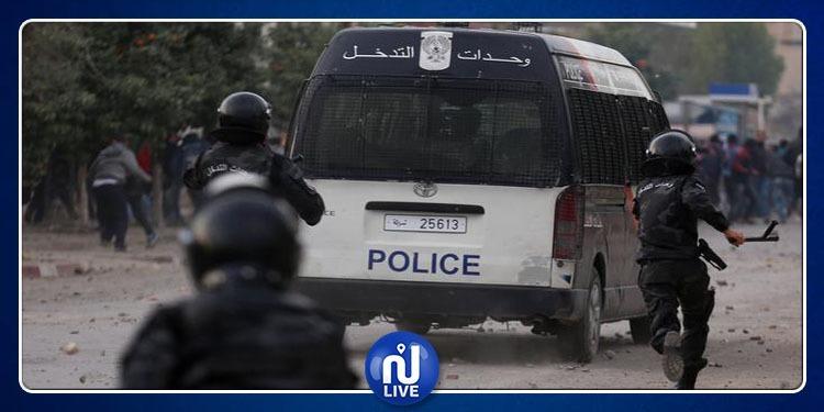وزير الداخلية: سنتصدى لكل الاحتجاجات الليلية !