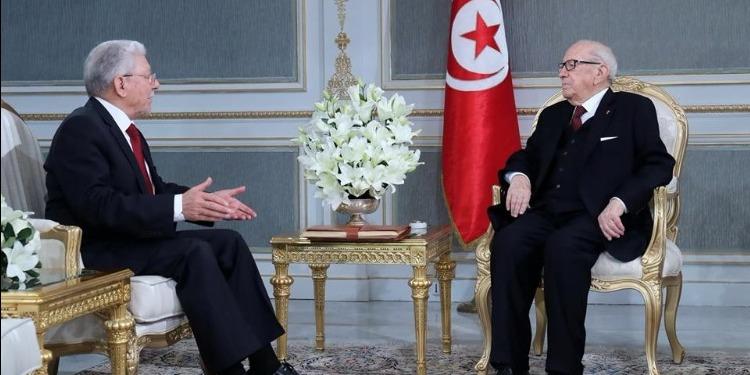 رئيس الجمهورية يستقبل الأمين العام لاتحاد المغرب العربي