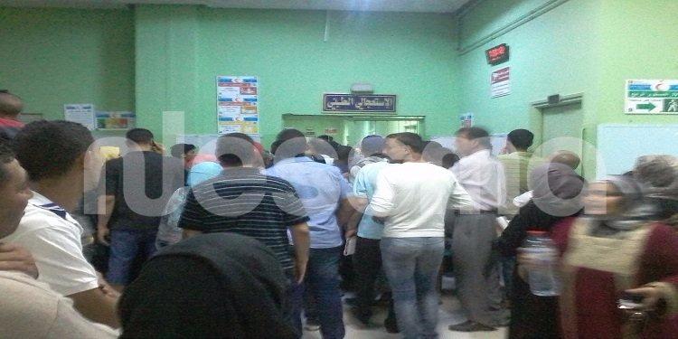 انفجار انبوب بالمجمع الكيميائي التونسي معمل المظيلة 1: وصول المصابين الى المستشفى