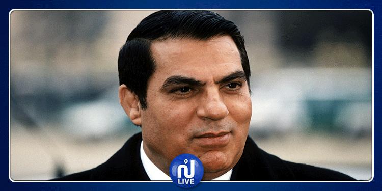 بن علي ينوي رفع قضية للحصول على جراية تقاعد