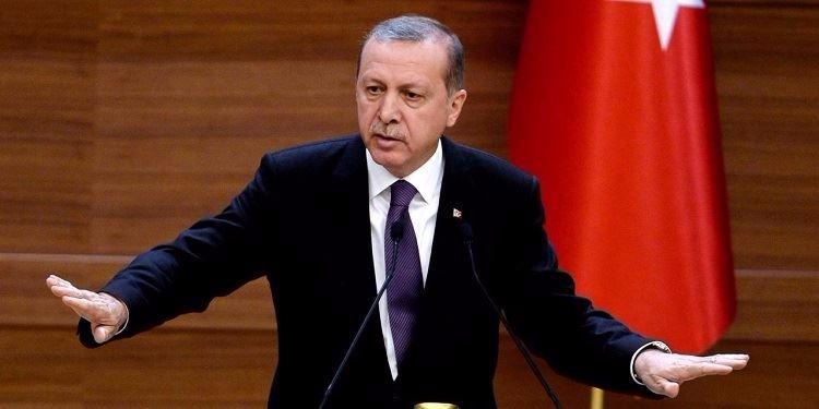 أردوغان يجري 20 مكالمة هاتفية لإحتواء الأزمة الخليجية