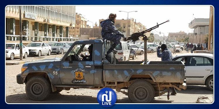 جيش حفتر على مشارف طرابلس