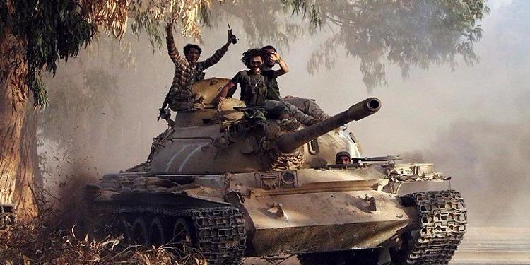 الجيش الليبي يحبط هجوما لميليشيات تابعة لتنظيم القاعدة