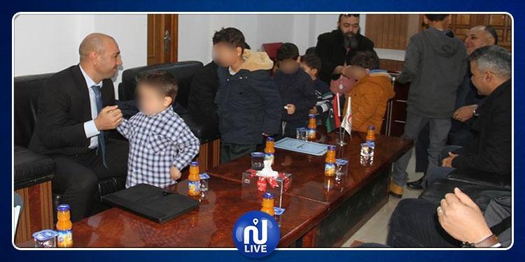 وفد تونسي يتحول إلى ليبيا للتحقق من هويات أطفال ''داعش''