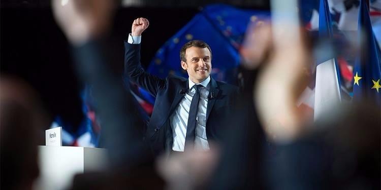 رسميا: إيمانويل ماكرون الرئيس الثامن للجمهورية الخامسة الفرنسية