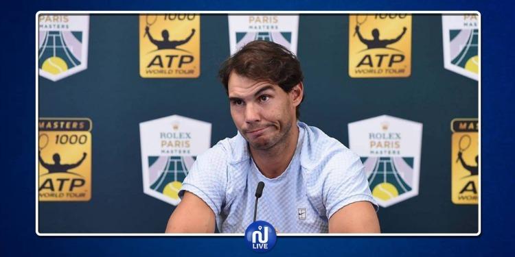 Nadal, opéré, annonce un forfait londonien