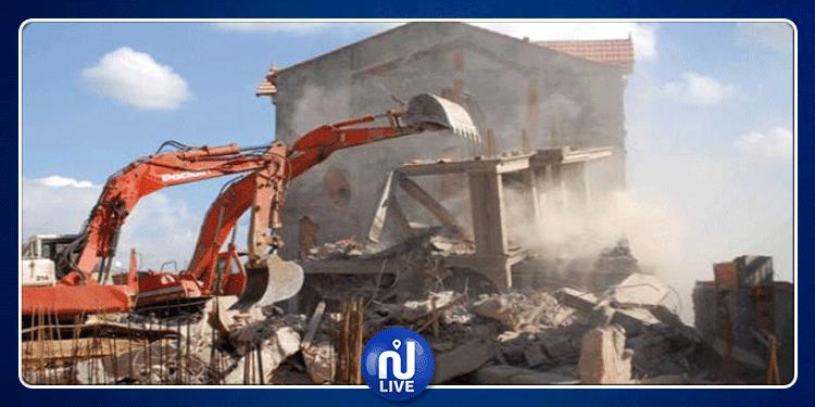 زغوان: الاعتداء بالعنف على كاتب عام البلدية خلال هدم بناية فوضوية