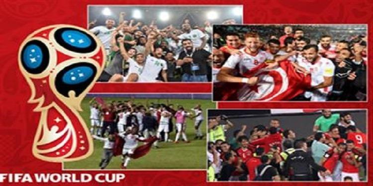 تونس تحتضن إحتفالية لتكريم المنتخبات العربية المترشحة لمونديال روسيا