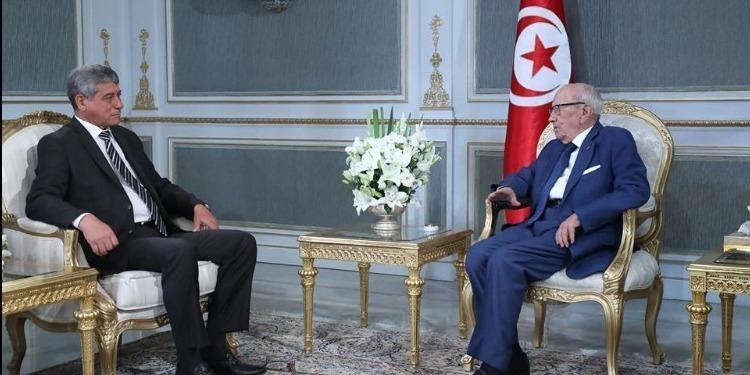 Le président de la République se réunit avec le ministre de la Justice (Vidéo)