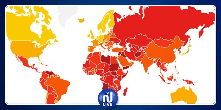 قائمة الدول الأكثر فسادا في العالم !