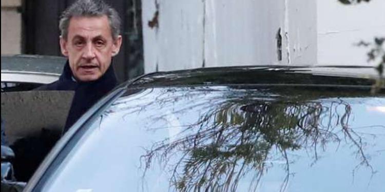 ساركوزي: أعيش جحيماً من التشهير