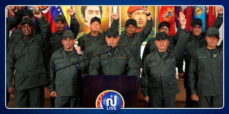 انقلاب عسكري في فنزويلا..وزارة الدفاع مستعدّة لاستخدام السلاح