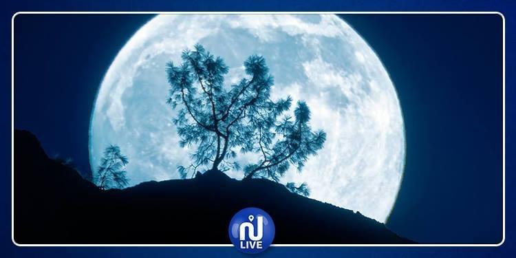 La dernière pleine lune de l'année, ce mercredi