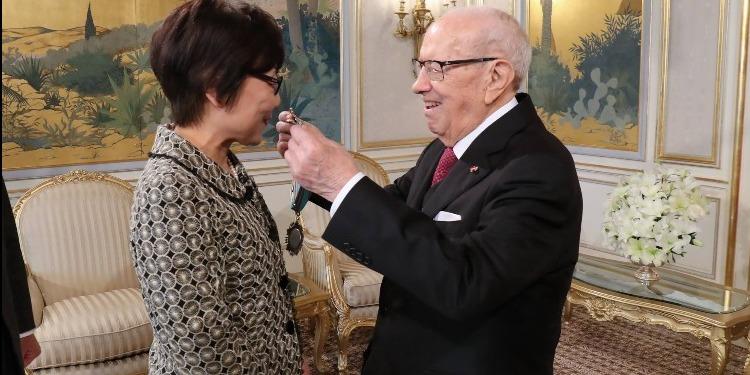 رئيس الجمهورية يلتقي سفيري الصين وإيطاليا بمناسبة إنتهاء مهامهما بتونس (فيديو)