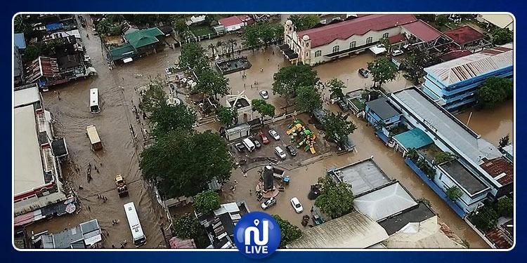 الفلبين: إعصار ''أوسمان'' يودي بحياة 126 شخصا