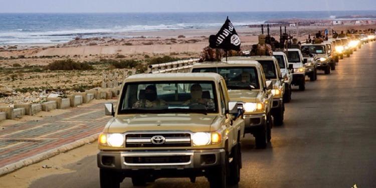 ليبيا : عناصر التنظيم الإرهابي داعش تقترب من مصراتة