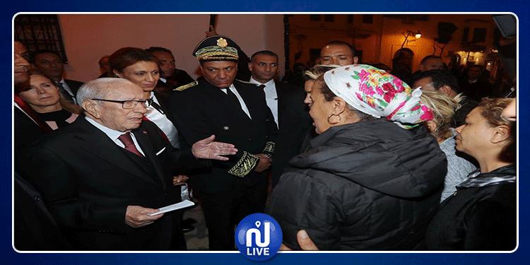 رئيس الجمهورية يستمع إلى مشاغل سكان المدينة العتيقة (فيديو)