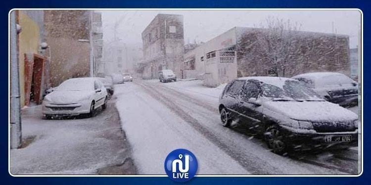غدا: أمطار وبرد وثلوج في المرتفعات