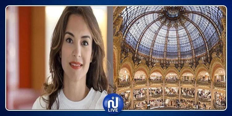 تونسية تترأس ''Galeries Lafayette'' في فرنسا