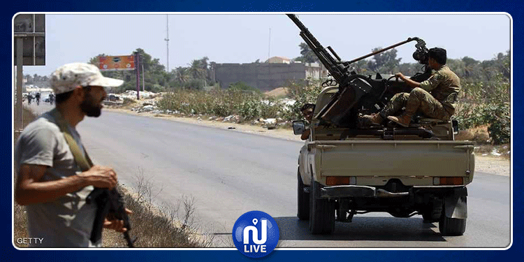 الأمم المتحدة: أكثر من 9500 شخص فروا من معارك طرابلس
