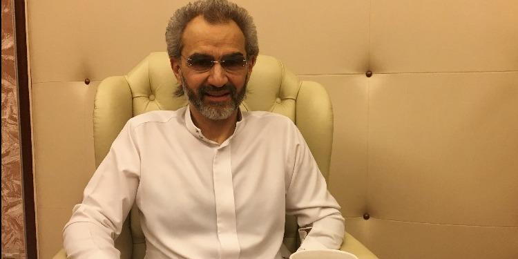 الأمير الوليد بن طلال يتوقع إطلاق سراحه خلال أيام