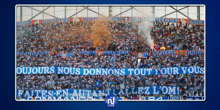 Les supporters de Marseille interdits de stade à Rome