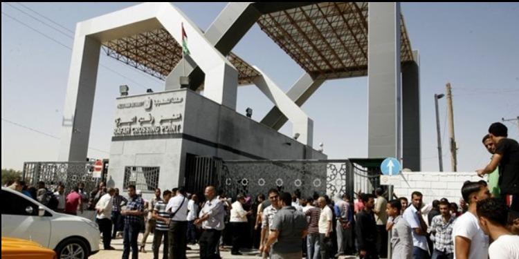 مصر تفتح معبر رفح أمام الفلسطينيين طيلة هذه الفترة