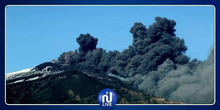 إيطاليا: عدد من الإصابات في زلزال ضرب صقلية بعد ثوران بركان 'اتنا''