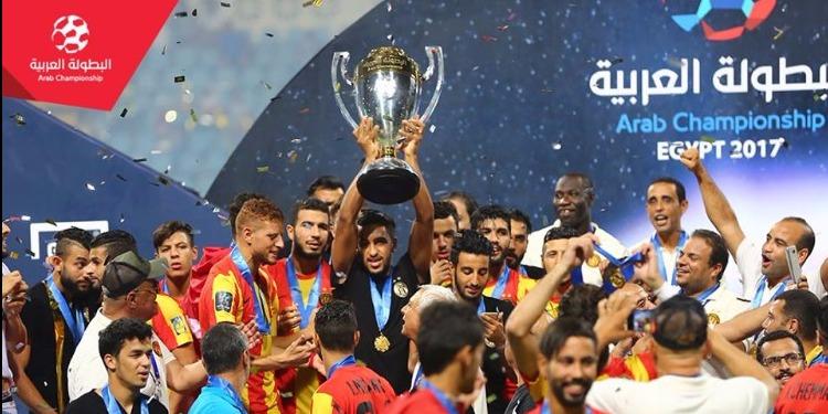 4 لاعبين من الترجي في التشكيلة المثالية للبطولة العربية