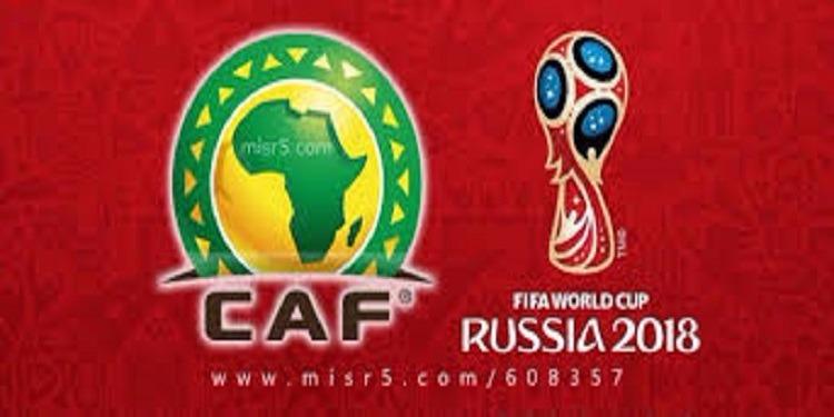 تصفيات كأس العالم للمنطقة الافريقية :  ترتيب جميع المجموعات