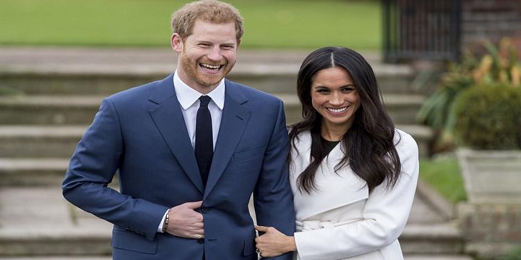 خطيبة الأمير هاري ممنوعة من  إلتقاط صور السلفي