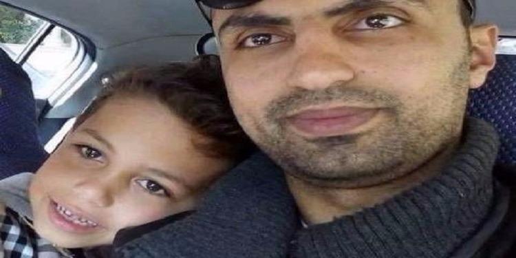 احتضن الانتحاريَ بالإسكندرية لمنع كارثة أكبر .. نشر صور الضابط المصري