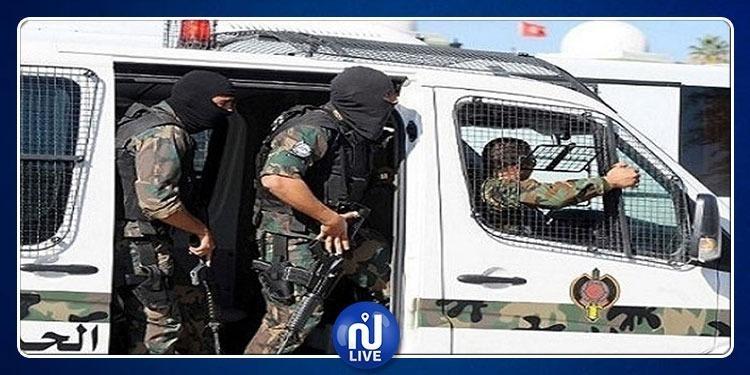 قابس: القبض على 5 شبّان يشتبه في انتمائهم لتنظيم إرهابي