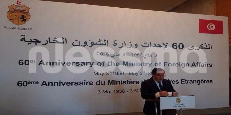 خميس الجهيناوي : اقرار 3 ماي من كل سنة يوم الدبلوماسية التونسية