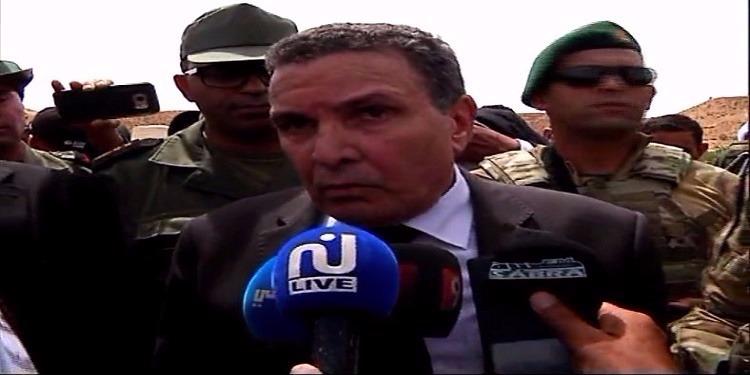 فرحات الحرشاني :  قريبا منظومة الكترونية على درجة عالية من التطور بالحدود التونسية الليبية