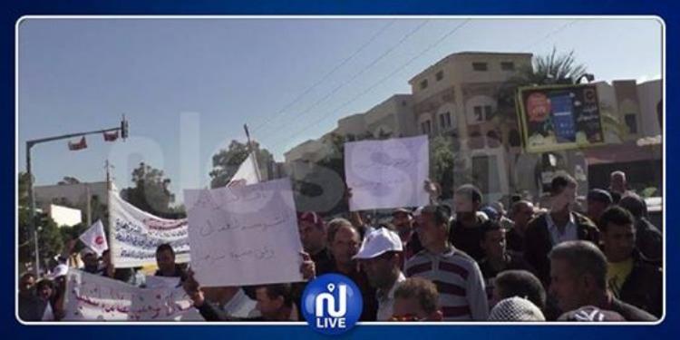 قبلي: يوم غضب للمطالبة بالنهوض بقطاع التعليم العالي