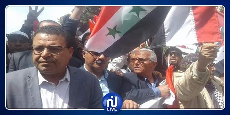 العاصمة: مسيرة مناهضة للتطبيع تزامنا مع القمة العربية