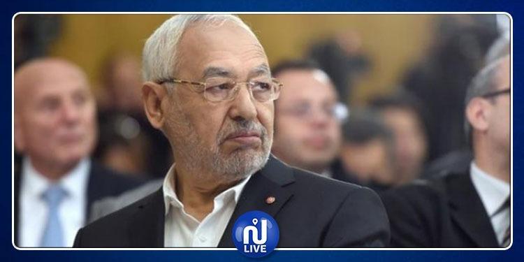 راشد الغنوشي يعتذر من الوزراء المغادرين لحكومة الشاهد