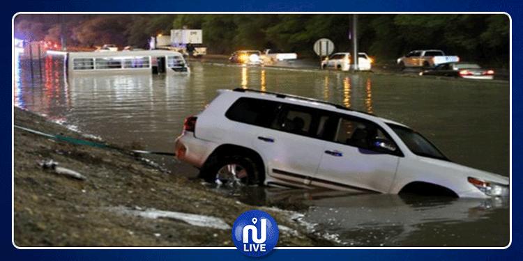 إيران: السيول تقتل 5 أشخاص
